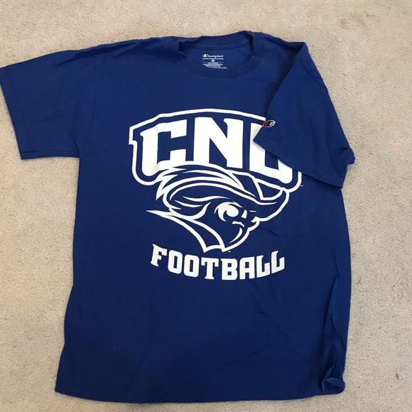 Champion Tops - CNU Football Shirt